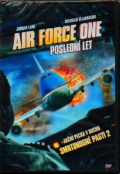 Air Force One: Poslední let, DVD