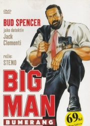 Big Man II. - Bumerang, DVD