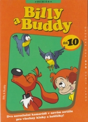Billy a Buddy (Disk 10), DVD