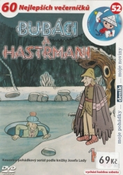 Bubáci a Hastrmani 1, DVD