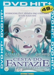 Cesta do fantazie, DVD