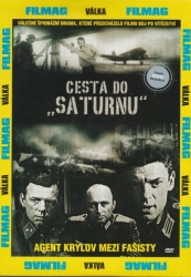 "Cesta do ""Saturnu"", DVD"