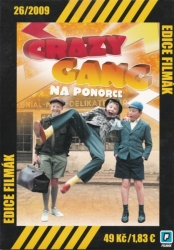 Crazy gang na ponorce, DVD
