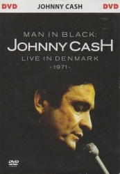 Johnny Cash - Man In Black - Live in Denmark 1971, DVD