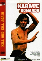 Karate komando, DVD