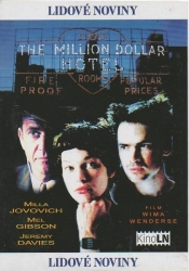 Million Dollar Hotel, DVD