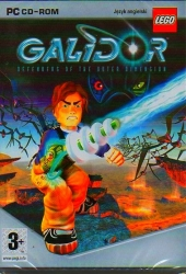 LEGO - Galidor - Defenders of the Outer Dimensio