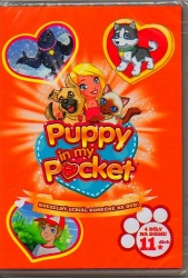 Puppy in my Pocket 11, DVD