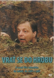 Vrať se do hrobu!, DVD
